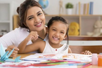 Formar niños responsables en sus actividades