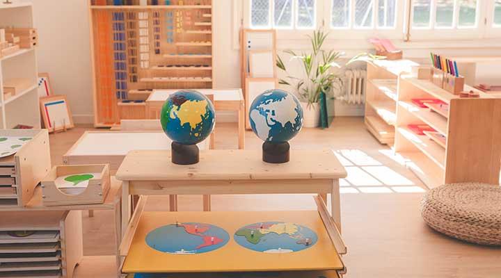 ¿Qué es una escuela Montessori? El método de aprendizaje, explicado